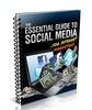Thumbnail The Essential Guide To Social Media - eBook with MRR License