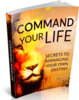 Thumbnail Command Your Life - eBook with MRR License