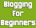 Thumbnail Blogging for Beginners Videos