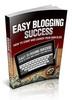 Thumbnail Easy Blogging Success