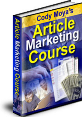 Pay for Article Marketing Course