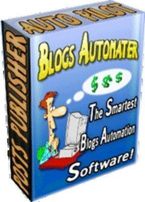 Pay for Blogs Automator - Autoblogging PHP Script - Automate Blogs