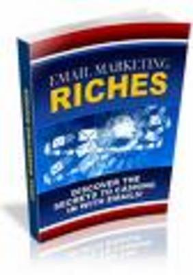 Pay for Email Marketing Riches PLR