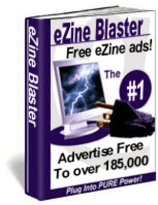 Pay for eZine Blaster FREE eZine Ads 100 Percent Guaranteed!