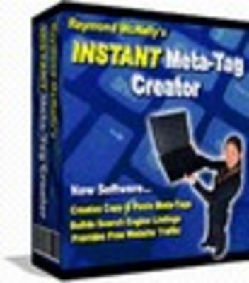 Pay for INSTANT Meta-Tag Creator MRR
