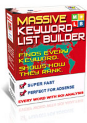 Pay for Massive Keyword List Building Software!