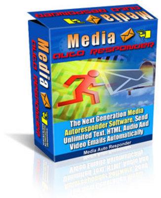 Pay for Media Autoresponder Email Software - PLR