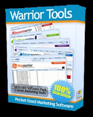 Pay for 5 Warrior Tools With Resale RIghts