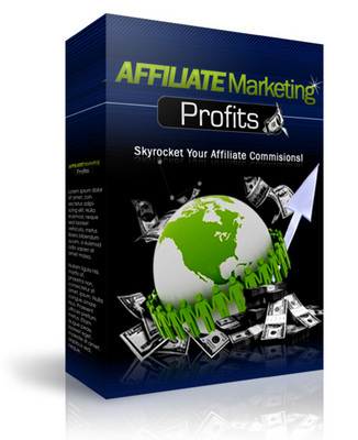 Pay for Affiliate Marketing Profits with Master Resale Right
