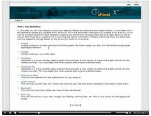 Pay for Status In Cpanel PLR Video
