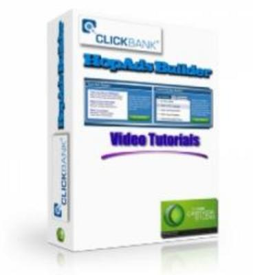 Pay for ClickBank Hop Ad Builder Video Tutorials