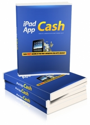 Pay for iPad App Cash with Master Resell Rights