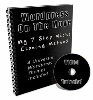 Pay for WordPress On The Move video with BONUS