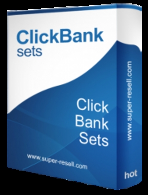 Pay for 180 Clickbank Message Sets with MRR