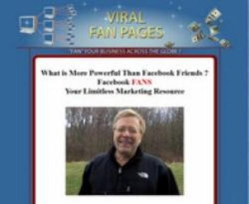 Pay for Viral Facebook Fan Pages with RR & FREE BONUS!