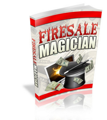 Firesale Magician With Resell Rights
