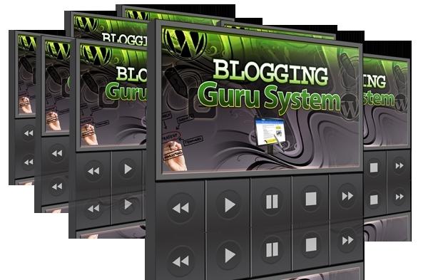 Pay for Blogging Guru System Instruction Videos Mrr