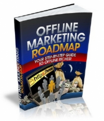 Pay for Offline Marketing Roadmap with Master Resell Rights