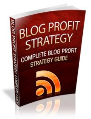 Pay for Blog Profit Strategy with Resell Rights