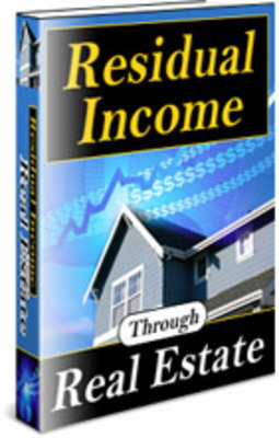 Pay for Residual Income From Real Estate With Master Resell Rights