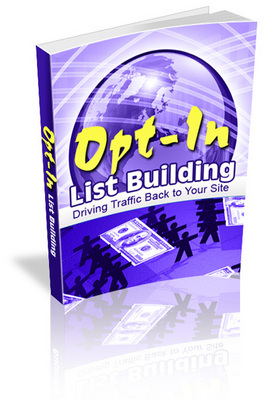 Pay for Opt In List Building with Master Resell Rights