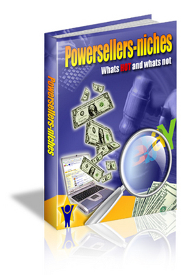 Power Sellers Niches With Master Resell Rights
