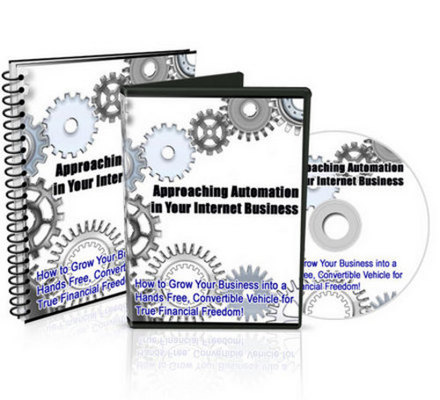 Pay for Approaching Automation In Your Internet Business with MRR