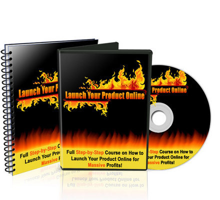 Pay for Launch Your Product Online with Master Resell Rights