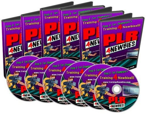 Pay for PLR For Newbies Videos with Master Resell Rights