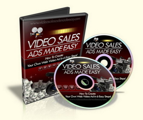 Pay for Video Sales Ads Made Easy Instruction Video with MRR