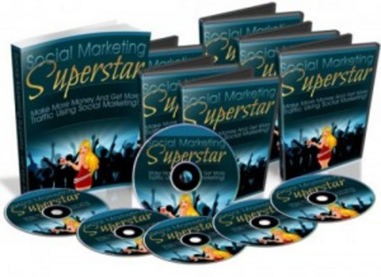 Pay for Social Marketing Superstar with Master Resell Rights