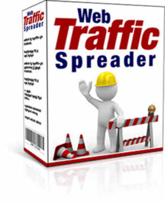 Pay for Web Traffic Spreader with Master Resell Rights