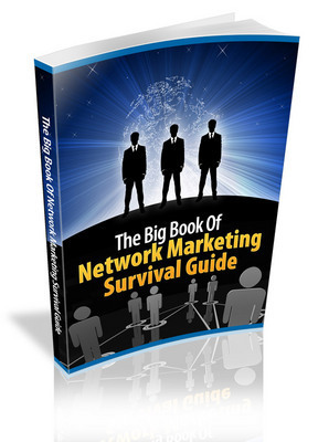 Pay for The Big Book Of Network Marketing Survival Guide