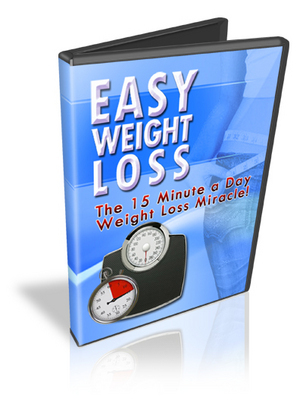 Pay for Easy Weight Loss Software  with Master Resell Rights