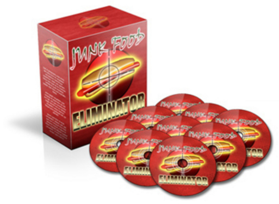 Pay for Junk Food Eliminator with Master Resell Rights