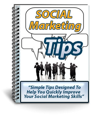 Pay for 12 Social Marketing Tips with Private Label Rights