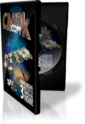 Pay for Chunk Copy with Private Label Rights
