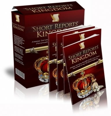 Pay for Short Reports Kingdom with MRR & FREE BONUS