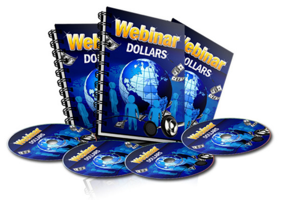 Pay for Webinar Dollars Instruction Videos & Ebook