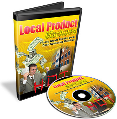 Pay for Local Product Machines Instruction Videos