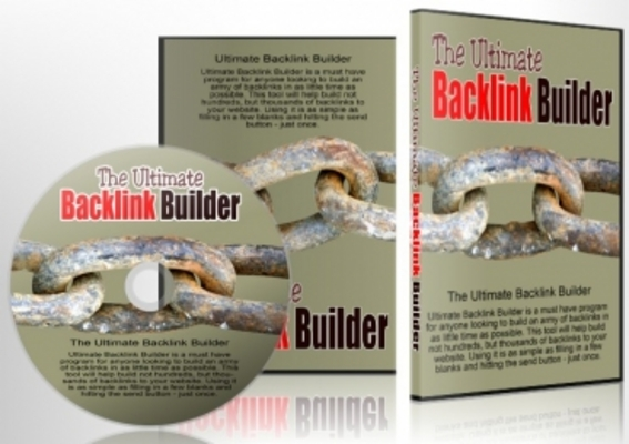 Pay for The Ultimate Backlink Builder with Master Resell Rights