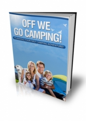 Pay for Off We Go Camping with Resell Rights