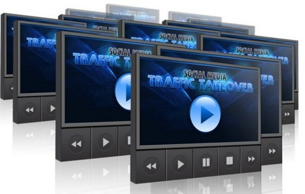 Pay for Social Media Traffic Takeover Video with PLR