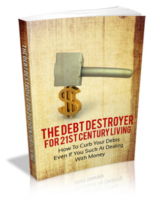 The Debt Destroyer For 21st Century Living With Mrr