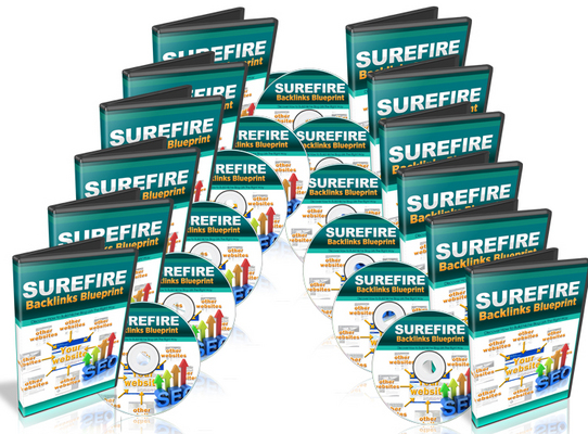 Pay for Surefire Backlinks Blueprint Instruction Videos