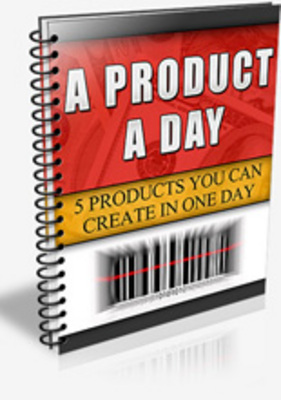 Pay for A Product A Day with Master Resell Rights