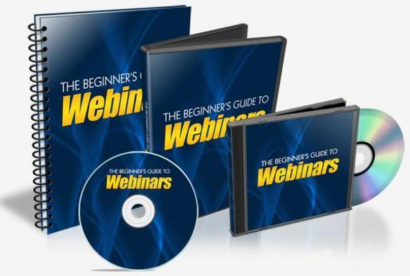 Pay for Beginners Guide to Webinars Instruction Video with PLR