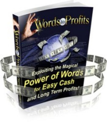 Pay for Words To Profits with  RR