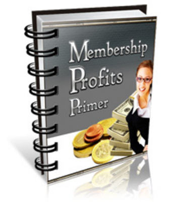 Pay for Membership Profits Primer with MRR