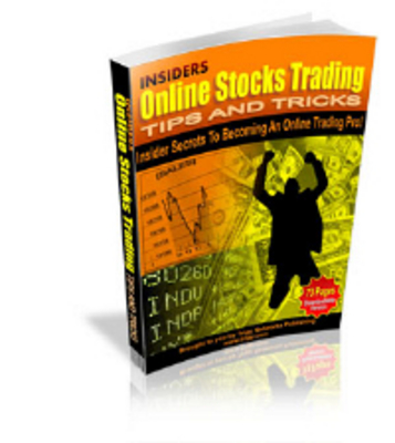Pay for Insiders Online Stocks Trading Tips And Tricks with MRR